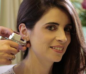 foratura orecchio